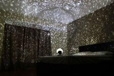 INFMETRY DIY Starfield Simulation Projector-LED Night Light(Blue)