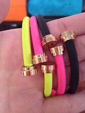Marc by Marc Jacobs  rubberized tubular bangle bracelet (brand-new, women's)