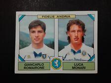 Panini Calciatori 1993//94 1993 1994 n 446 SCUDETTO ANDRIA DA EDICOLA !
