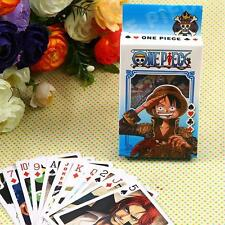 Japanese Anime One Piece Paper Game Playing cards Poker Cards A