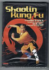 SHAOLIN KUNG-FU - MAÎTRE SHI DE SHENG - DVD NEUF NEW NEU