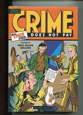 CRIME DOES NOT PAY ARCHIVES VOLUME 9 ISSUES 54-57 1940s CRIME NM IN SHRINKWRAP