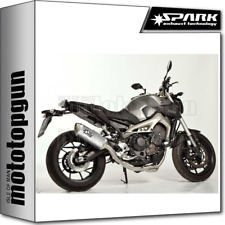 SPARK ESCAPE ALTO FORCE APROBADO INOX YAMAHA MT 09 2014 14 2015 15 2016 16