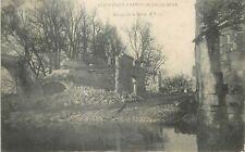 60 - Elincourt-Sainte-Marguerite - Ruines de la ferme d'A...