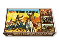 Timpo Custer's Last Stand Play Set Box-Version 3