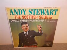 Andy Stewart . The Scottish Soldier . Capitol 6000 Series . LP