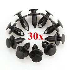 30x 8mm ATV Fender Clips FOR Suzuki king Quad Vinson Z250 Kawasaki KFX 400 700