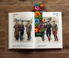 THE LITHUANIAN ARMY 1918 - 1940 ** history uniforms equipment