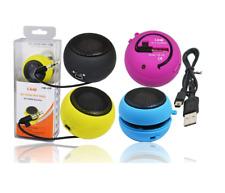 Mini Audio Speaker Cassa Portatile Hamburger Mp3 T-Flash Cassa 3w Linq Hb-02