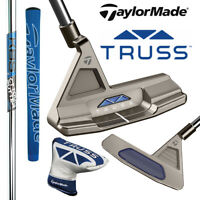 TaylorMade Truss TB1 Putter 33/34/35 Inch - NEW! 2020 (Inc H/Cover)