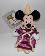 "Guinevere Minnie Mouse Mini Bean Bag Plush 8"" Especially For Disney Store - NWT"