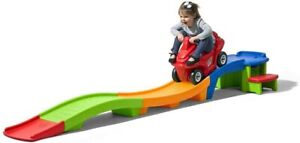 Step2 Up & Down Roller Coaster Rapid Ride & Hide Edition