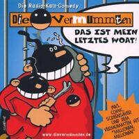 Die Vermummten (Radio-Kult-Comedy) Das ist mein letztes Woat! (2000) [CD]