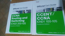 OFFICIAL CERT GUIDE CENT/CCNA CCNA routing and switching ICND1/ICND2
