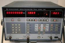 Rohde & Schwarz FAM Modulationsanalyzer 55kHz - 120MHz
