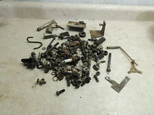 Bolens 1256 Lot of Hardware, Brackets, Bolts, Collars, Springs, Covers, Etc