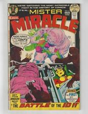 Mister Miracle #8/Bronze Age DC Comic Book/Jack Kirby/FN-VF