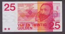 Netherlands banknote P. 92b-1391 25 Gulden 10.2.1971,  EF   We Combine