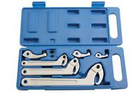 Laser Tools 5170 Hook & Pin Wrench Set 11pc