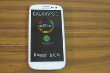 Samsung Galaxy SIII  T999  - 16GB - WHITE color (T-MOBIL&UNLOCKED) Smartphone