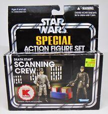 New Hasbro Star Wars Vintage Collection Death Star Scanning Crew Figures K Mart