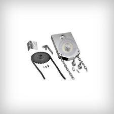 """Garage Door Chain Hoist - JR Jackshaft - 4:1 Reduced Drive 1"""" Shaft Mount"""