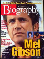 HOWARD STERN Mel Gibson DIANE DUPUY Sam Donaldson JOE TORRE Louis Farrakhan 1997
