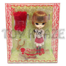 LITTLE PULLIP JUN PLANNING MINI DOLL GROOVE INC NEW - ROTCHAN LD-518