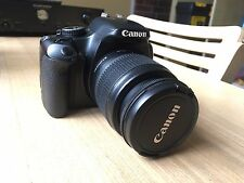 Canon Digital Rebel XSi 450D Digital SLR with 18-55mm lens
