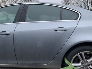 vauxhall insignia Complete Passenger Rear Door Z179 Mint Condition 2008to 2017