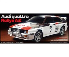 Tamiya Audi Quattro A2 1/10 On-Road Fahrzeug 4WD TT-02 Bausatz - 300058667