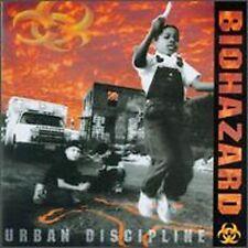 Urban Discipline by Biohazard (Cassette, Nov-1992, Roadrunner Records)