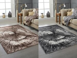 New Wood Collection Rugs Small Extra Large Living Room Floor Carpet Rugs UK