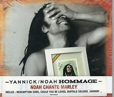 CD DIGIPACK 11T  YANNICK NOAH HOMMAGE NOAH CHANTE MARLEY  DE 2012 NEUF SCELLE
