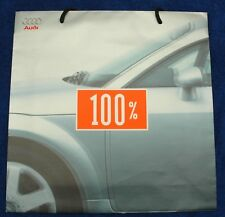 Audi TT Chicago auto show bag collectible US seller