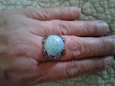 Artisian turquoise ring