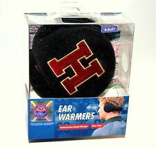 Harvard University Crimson H Team NCCA Degrees 180s Ear Muffs Warmers New OSFM