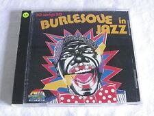 CD Burlesque in Jazz Giants of Jazz