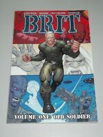 Brit: Vol 1: Old Soldier by Robert Kirkman (Paperback, 2007) < 9781582406787