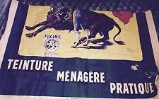 CORRIDA. Bas D'affiche Publicitaire Par CHARLET .1925.