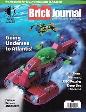 BrickJournal #10 The Magazine for Lego Enthusiasts of All ages TwoMorrows 2016
