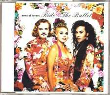 Army Of Lovers - Ride The Bullet - CDM - 1992 - Eurohouse 5TR Sweden