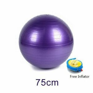 Fitness Balance Ball Training Yoga Inflatable Thickened Explosion-proof Exercise