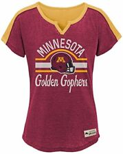 "Ncaa by Outerstuff Ncaa Minnesota Golden Gophers Youth Girls ""Tribute"" Raglan."