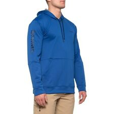 Simms Fishing Challenger Hoodie Hooded Sweatshirt - Choose Size Rich Blue Color