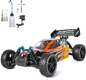 RC Buggy Car 1:10 VRX Racing 4wd Speed Nitro Gas Off Road Power Remote Control