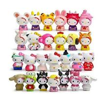 26pcs Classic Hellokitty The most complete KT Cat DIY Figure Toy Collection Gift