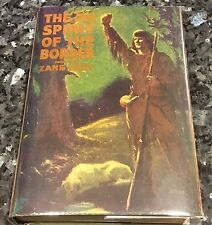 ZANE GREY, THE SPIRIT OF THE BORDER, FIRST EDITION, 3rd PRINT, FINE, 1906, NICE