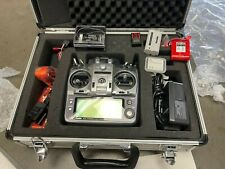 Futaba T12ZH PCMG3 12-Channel Helicopter R/C Transmitter, Receiver & Case