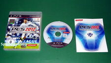 PES Pro Evolution Soccer 2012 mit Anl. und OVP fuer Sony Playstation 3 PS3